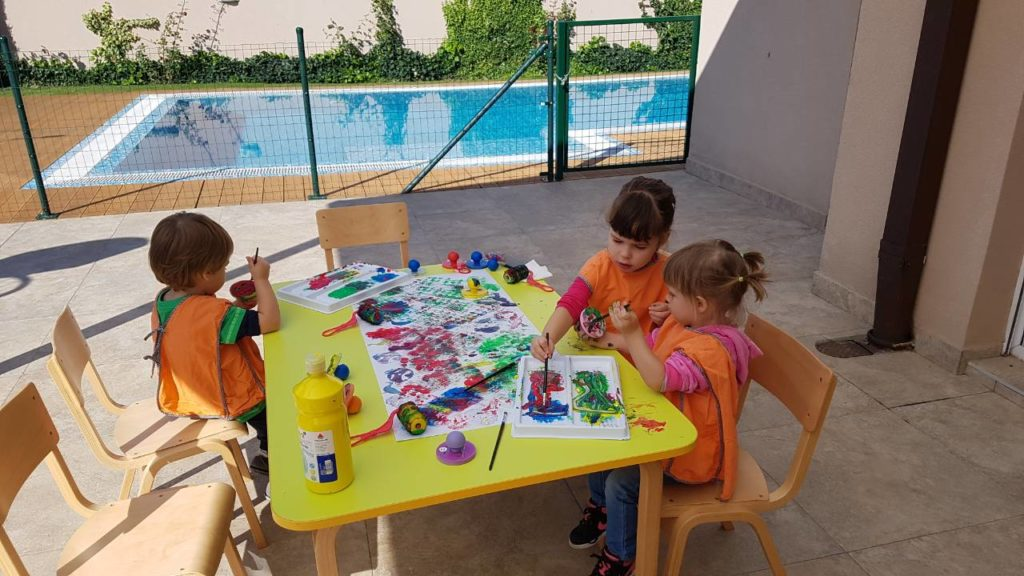 Privatni Vrtić Happy Children i Predškolska ustanova u Voždovac - Banjica